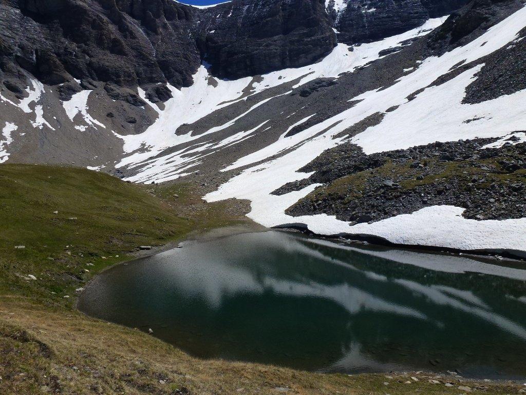 Le Lac Clair 2755 mètres