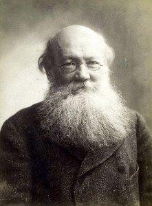 Pierre Kropotkine  1842 - 1921