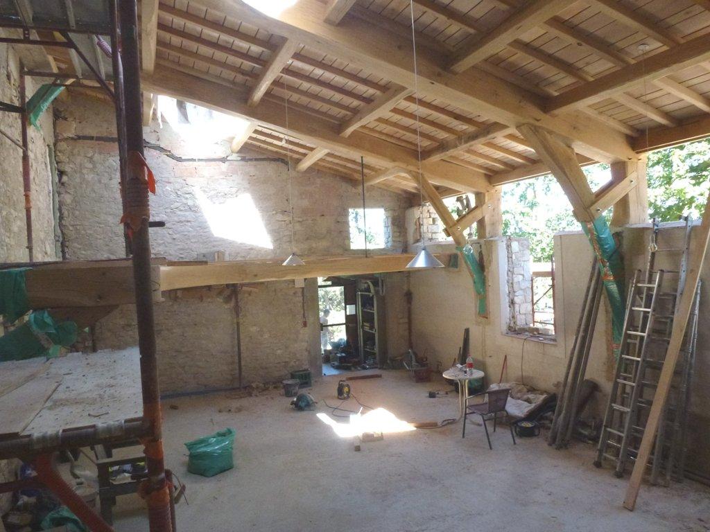 chantier toit GN 17 328