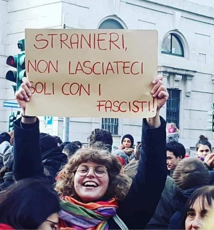 à Milan en février 2019