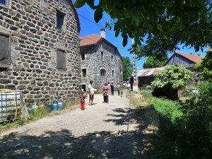 le hameau de Treynas